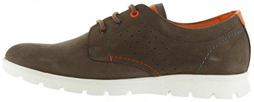 Zapatos de Hombre PANAMA JACK DOMANI C11 NOBUCK GRIS