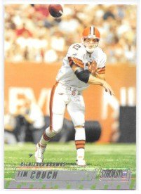 Tim Couch 2002 Stadium Club Cleveland Browns Card #20 ()