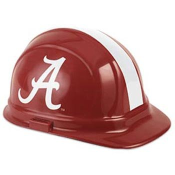 WinCraft NCAA University of Alabama Packaged Hard Hat ()