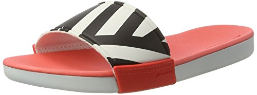 Rider 82135-00, Chanclas Mujer Multicolor (White/Black/Red)