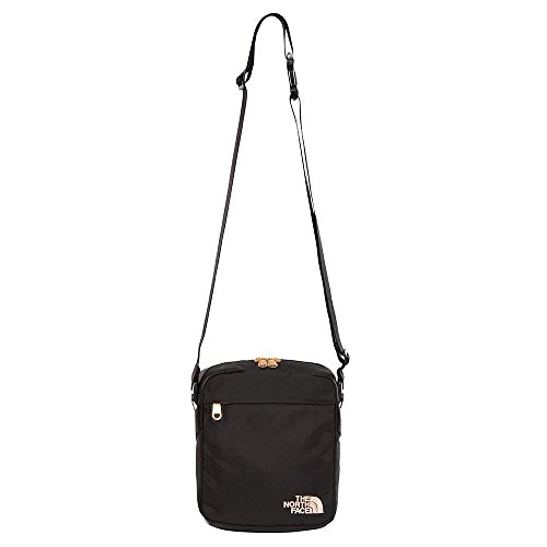 THE NORTH FACE Conv Shoulder Bag Tnf Black/High Rise Grey OS