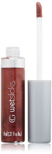 CoverGirl Wetslicks Lipgloss, Wine Shine 305, 0.27 Ounce Pac