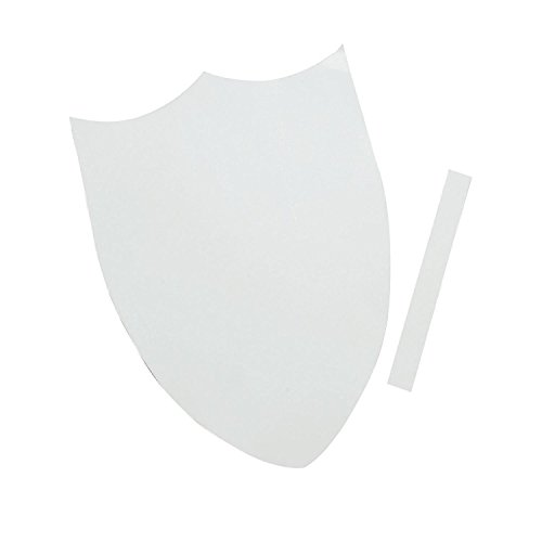 Bargain World DIY Shields - 12 pcs. (With Sticky (12' Cardstock Strips)
