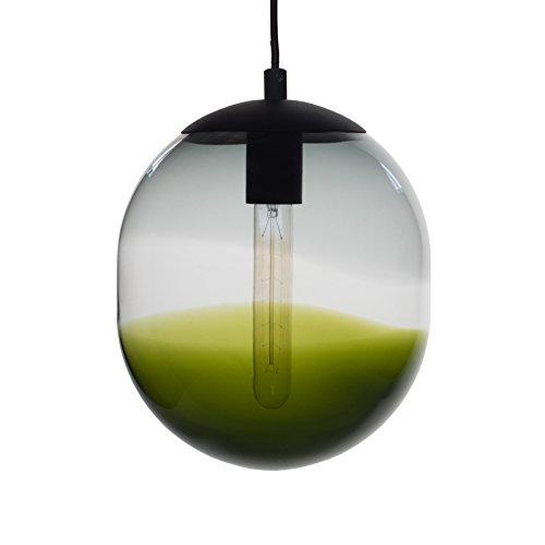 Pendant Light Green Wire - 6