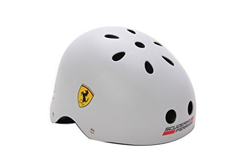 Ferrari Junior Helmet for Teenager and Kids, Pink/Blue
