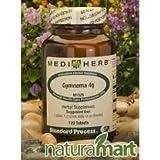 MediHerb Gymnema 4g 120 Tablets by Mediherb