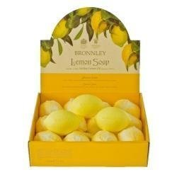 Bronnley Soap Lemon - Bronnley Lemon Soap 100g by Bronnley