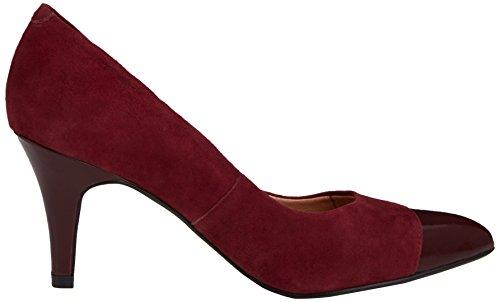 Lotus Elyza Zapatos de tacón alto mujer rojo - Red (Bordeaux)