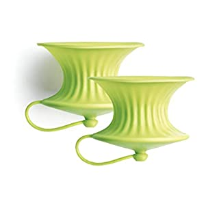 Lekue Lemon Press Set, Green, 2-Piece
