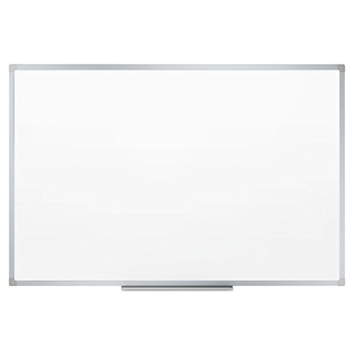 Mead Classic Whiteboard, 6 x 4 Feet, Aluminum Frame (85358) by Quartet