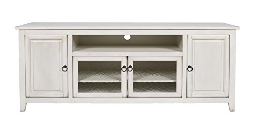 New Classic Stewart End Unit, 72-Inch, Weathered Crème