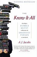 The Know-It-All par A. J. Jacobs