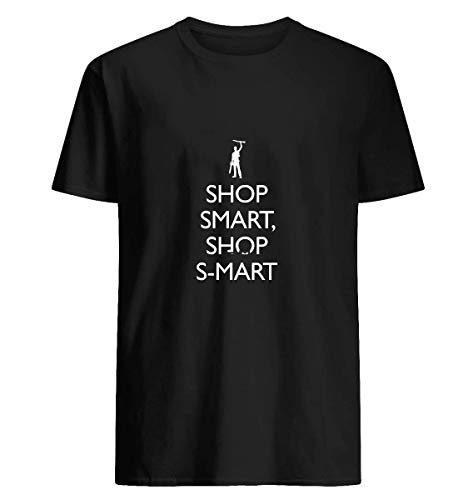 Shop Smart Shop S-Mart 98 T shirt Hoodie for Men Women Unisex