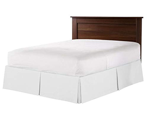 - 550 TC Egyptian Cotton Bedding 1X Bed Skirt 12