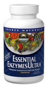 Source Naturals Essential EnzymesUltra Bio-Aligned Multiple Daily Supplement - 120 VegiCaps