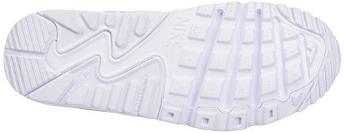 Mesh Bambino GS Scarpe 90 Max Blanc Ginnastica Nike da Air Blanc Bianco qaCwfxxH