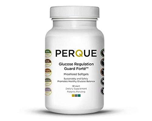 (Glucose Regulation Guard Forte (90 gels))