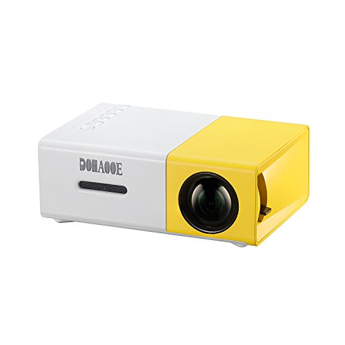 Dohaooe mp2 pico micro led projector 30000 hour led life for Micro projector 1080p