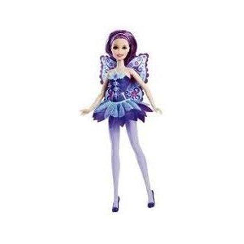 - Mattel Barbie Fairy Secret Doll in Purple