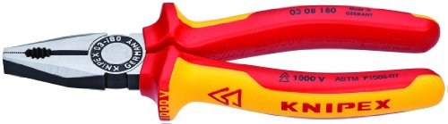 KNIPEX 03 180 SBA Combination