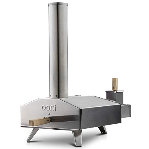 Ooni 3 Outdoor Pizza Oven, Pizza Maker, Portable Oven, Outdoor Cooking, Award Winning Pizza Oven