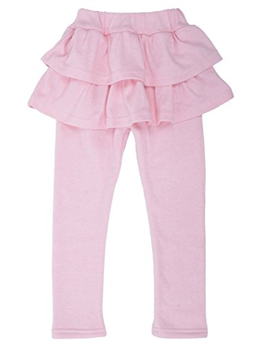 EGELEXY Girls Cute Cotton Skirted Tutu Leggings