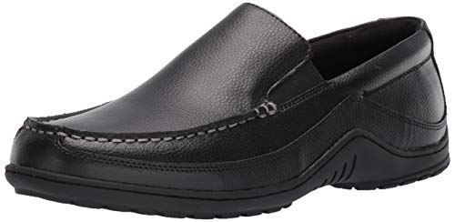 Tommy Hilfiger Men's Kerry Sneaker, Black LL, 10 M US