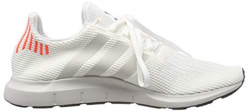Adidas Blanc Chaussures White Noir Gymnastique chaussures Run Gris De Pour 0 Swift Hommes qSSzwEC