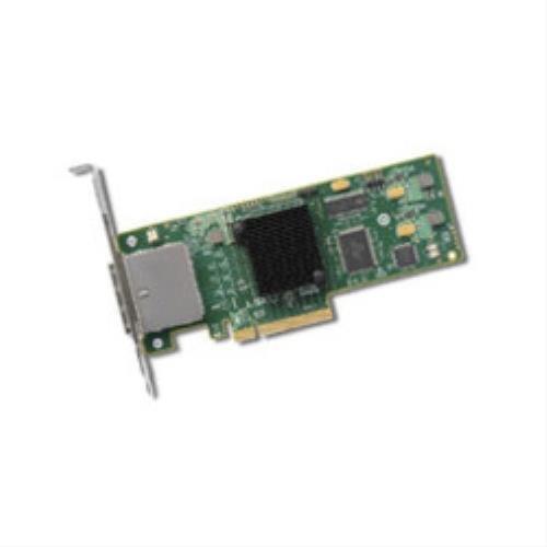 LSI 9200-8E 8-Port 6Gb/s SAS/SATA PCI-Express x8 External Host Bus Adapter H5-25086-01