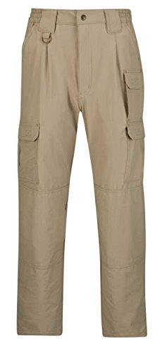 Propper Men's Stretch Tactical Pants, 34' x 34', Khaki