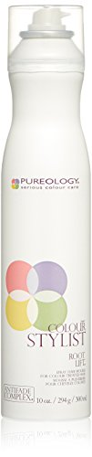 Pureology Colour Stylist Root Lift Spray Mousse for Unisex, 10 oz
