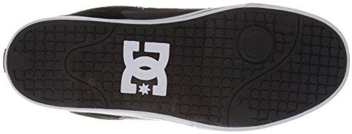 DC - Sneaker PURE 300660 - black athletic red BAH negro