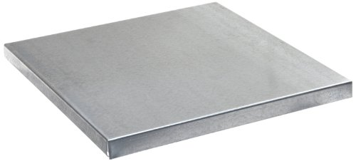 Eagle Manufacturing Cabinet Shelf (Eagle 1902 Galvanized Steel Cabinet Shelf for 4 gallon Cabinet, 350 lbs Holding Capacity, 1-1/2
