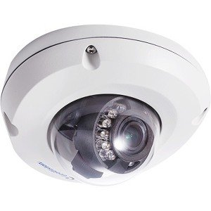 GeoVision GV-EDR2700-0F 2MP 2.8mm H.265 Super Low Lux WDR Pro IR Mini Fixed Rugged IP Dome