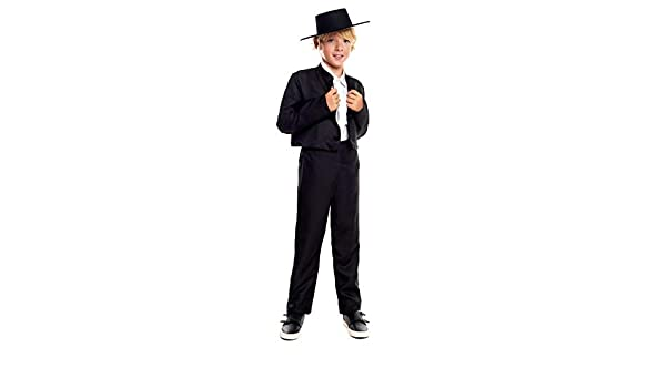 Disfraz Cordobés Niño Carnaval Mundo (Talla 10-12 años) (+ Tallas ...