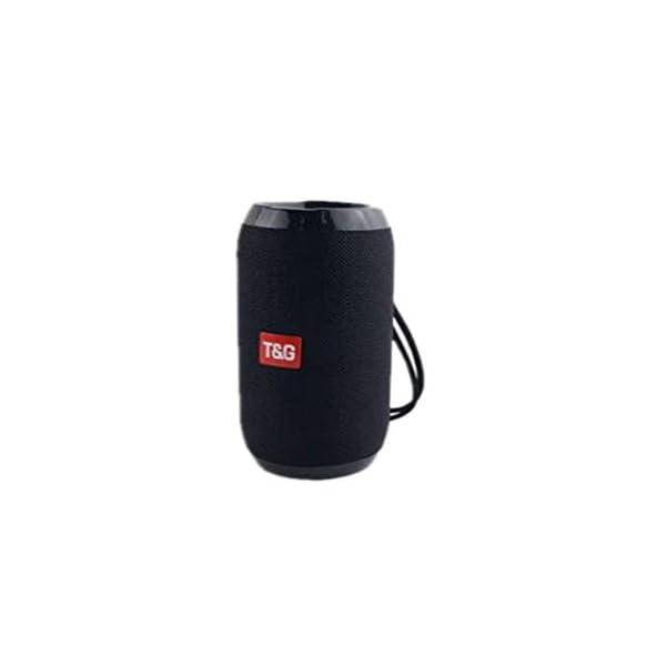 Haut-Parleur Portable Bluetooth étanche Voyage en Plein airCamouflage Portable 160mmx68.8mm de Camouflage portatif extérieur de Carte de Haut-Parleur portatif sans Fil imperméable de Bluetooth 3