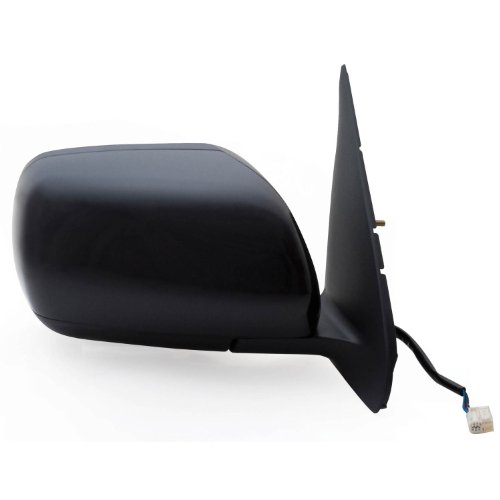 - Fit System 69013S Suzuki Grand Vitara Passenger Side OE Style Power Replacement Mirror