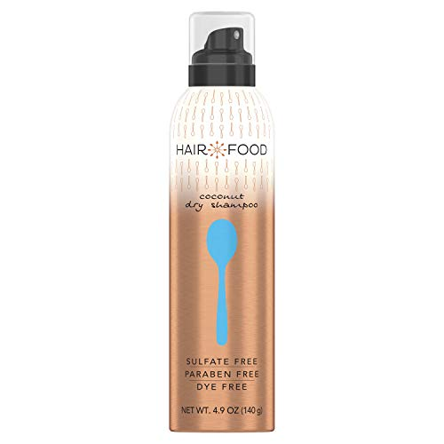 Sulfate Free Shampoo, Dye Free Nourishing Treatment, Coconut, Hair Food, 4.9 OZ