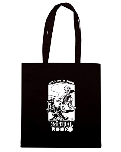 Borsa Shopper Nera FUN0104 05 04 2013 IMPERIAL RODEO