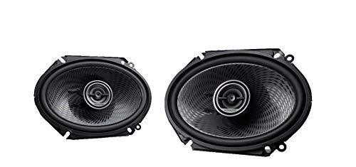 Custom Fit Car Speakers - Kenwood KFC-C6896PS 6X8 Custom Fit 2 Way Car Speakers (Pair) 360 Watts Peak Power KFCC6896PS