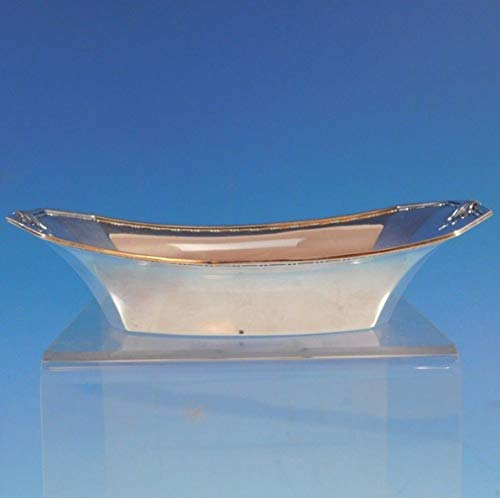 - Madam Morris by Whiting Sterling Silver Nut Dish #1064 6 1/2