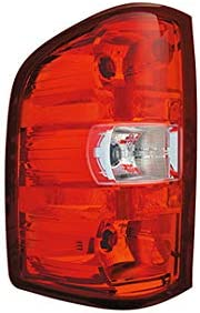 Fit for TAILLIGHT 2007 2008 2009 2010 2011 2012 2013 Silverado Red GM2800207