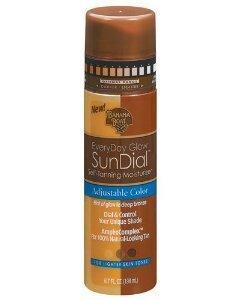 (Pack of 3) Banana Boat EveryDay Glow Sundial Self Tanning Moisturizer, For Lighter Skin Tones 6.7 fl oz ea
