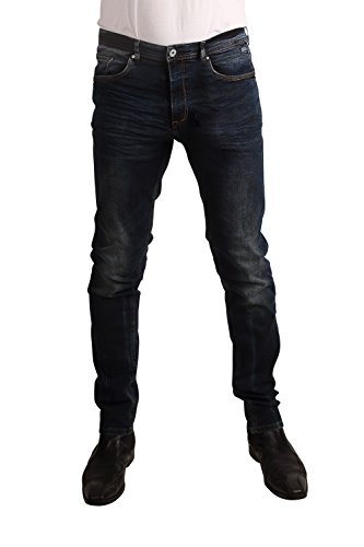Hombre 76201 Blue Jet Noos Jeans para Fit Denim Middle Blend a46wqA