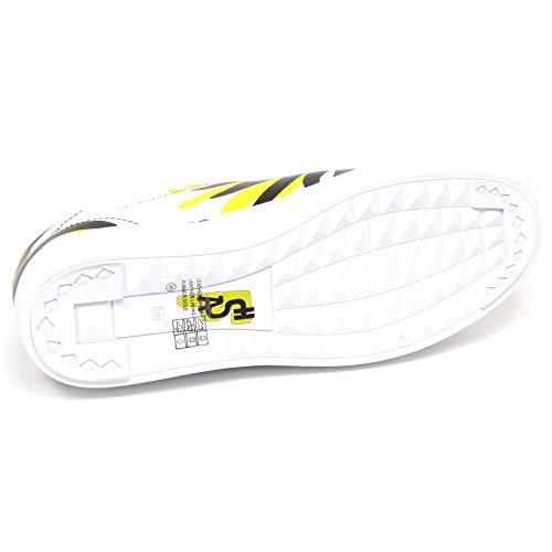 Flame Donna E8756 Scarpe Shoe Filip X Pharell Woman Bianco Strappi Sneaker Pagowski Ash Sw10pqp