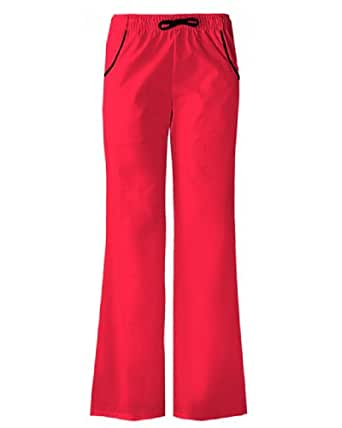 Color Play Pant (Red Alert;X-Small)
