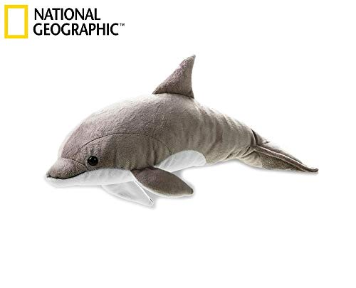 NATIONAL GEOGRAPHIC Dolphin Plush - Medium Size