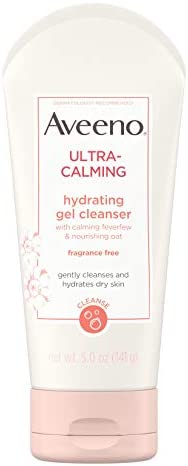 Aveeno Ultra Calming Nourishing Fragrance Free Non Comedogenic product image