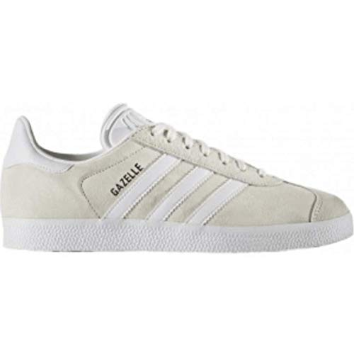 chaussures de sport 3a1c1 8e82c adidas Gazelle (7 UK, White): Amazon.co.uk: Shoes & Bags
