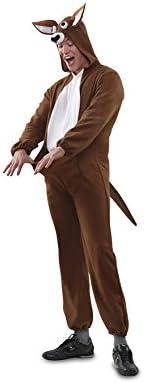 Disfraz de Canguro para Adulto talla M-L: Amazon.es: Juguetes y juegos